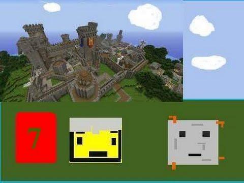 """Minecraft Siege World """"Poor Man Days"""" 7"""
