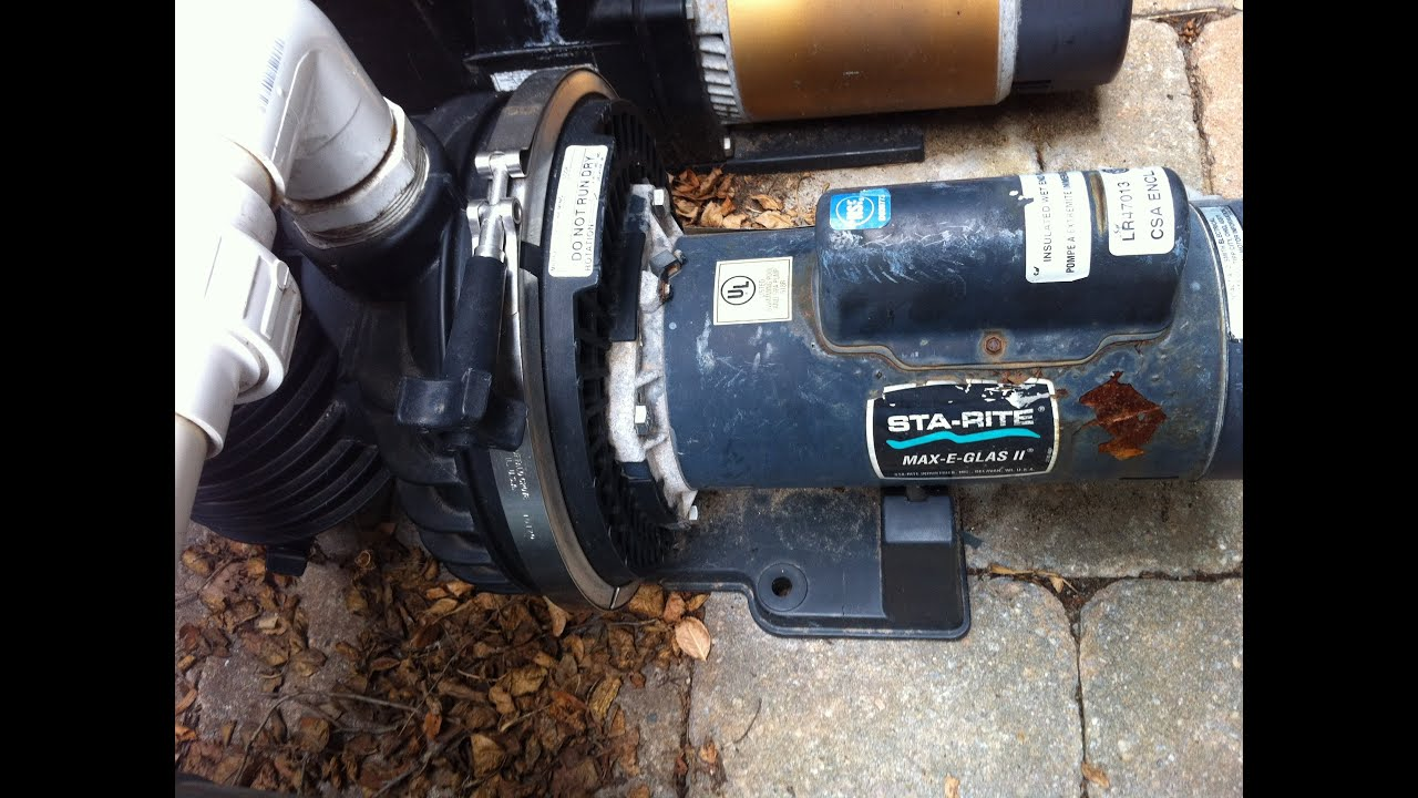 Pool Pump Will Not Start Humming Noise Youtube