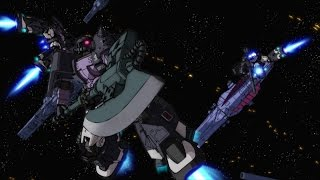 MOBILE SUIT GUNDAM THE ORIGIN I Blue-Eyed Casval Trailer#2