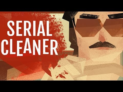 SERIAL CLEANER PC GAMEPLAY ON GTX 1060 & FX8320 [1080P 60FPS]