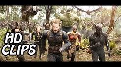 Avengers Infinity War Final Battle - Avengers: Infinity War - Wakanda & Titan Battles