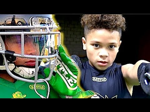 🔥🔥 10 Year Old Football Star | Journey Tonga - I.E Ducks - Laced Facts (CA)