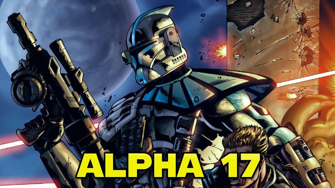 Star Wars Captain Rex VORBILD ARC Trooper ALPHA 17 Feat