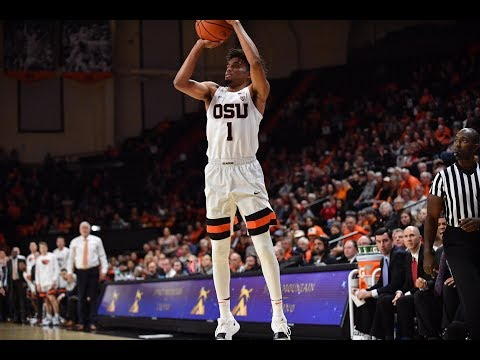 Oregon State Beavers - Beavs off to a 6-1 start. How good is Wayne Tinkle's team??