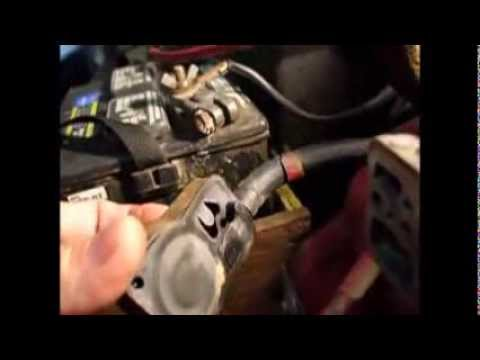 Carburetor Cleaning -18 hp Briggs  Stratton Engine - YouTube