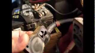 Carburetor Cleaning -18 hp Briggs & Stratton Engine