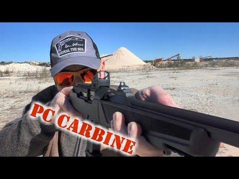 Ruger PC Carbine Range Review