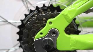 Обзор велосипеда MERIDA DAKAR 620 V BOY (2011)