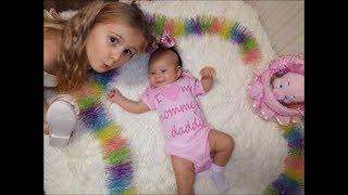 Обычный день с внучками Флешмоб в инстаграм*танцуй под Бузову*