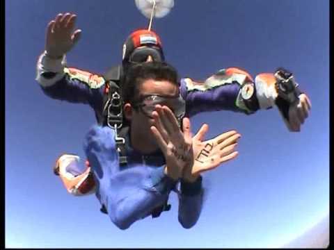 Skydiving in Córdoba, Argentina (Photographer Video)