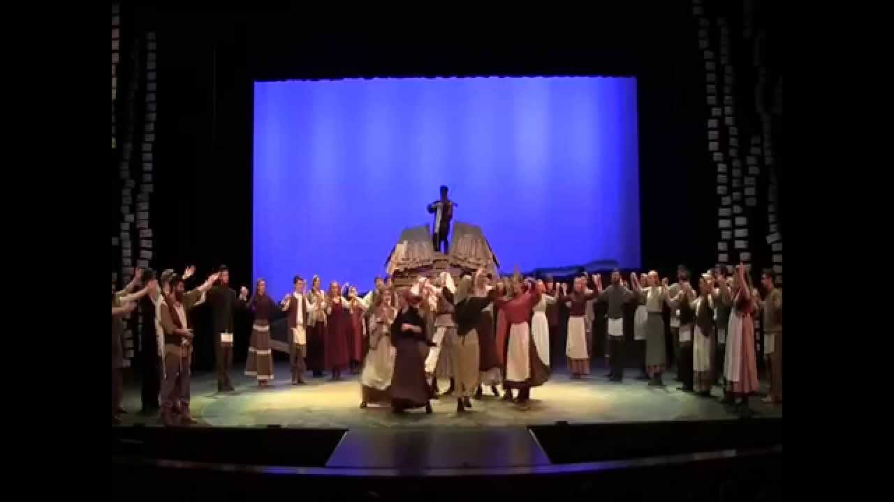 Fiddler On The Roof Tradition By Edina High School