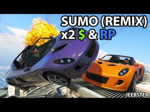 best car gta v sumo