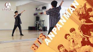 [TUTORIAL] BTS (방탄소년단) - ANPANMAN | Dance Tutorial by 2KSQUAD