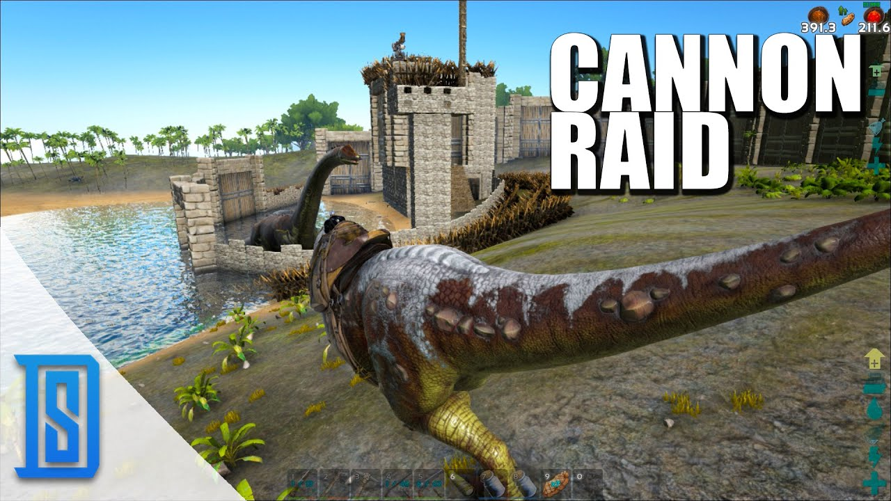 Remove Primitive cannon damage to metal structures and ...