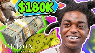 Kodak Black Drops $180K on Jewelry for the Culture!