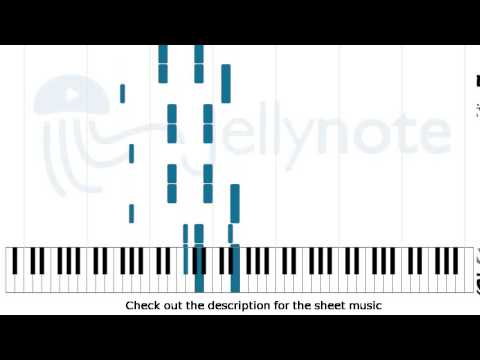 Lullaby A Tale Of Two Sisters Theme - Byung-woo Lee [Piano Sheet Music]