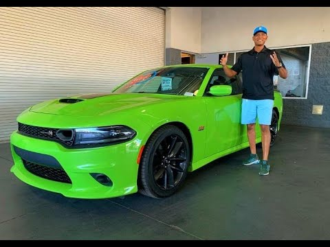 2019 Dodge Charger 392 Scat Pack