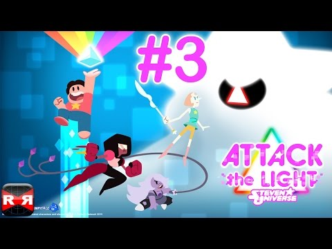 Attack The Light - Steven Universe Light RPG (By Cartoon Network) - IOS / Android - Gameplay Part 3