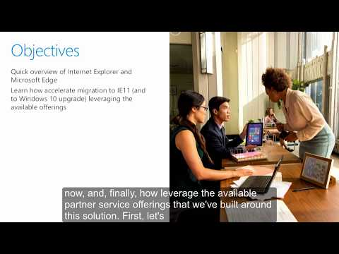 Internet Explorer 11 and Microsoft Edge