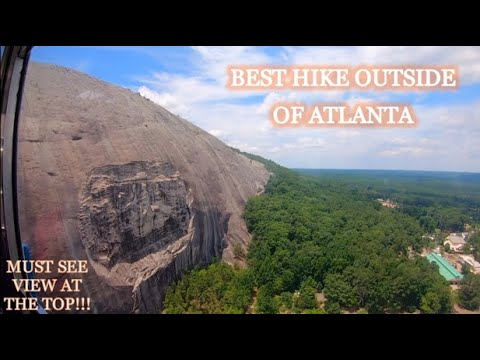 HIKING STONE MOUNTAIN