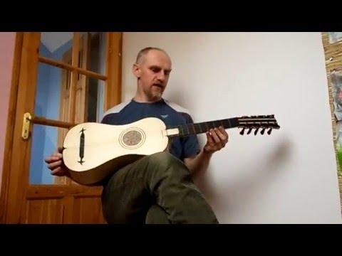 Gitara barokowa