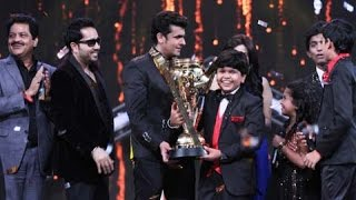 SaReGaMaPa 2017 : SaReGaMaPa Litl Champ All Season winners- Season 1,2,3,4,5,6.