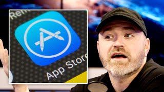 Apple App Store Developer Jail