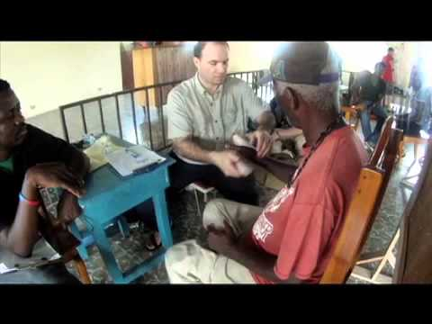 HAITI Video Blog: The Clinic