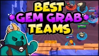 BEST BRAWLERS FOR GEM GRAB for new players | [Brawl Stars]
