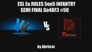 Battlefield 3 - Match ESL Eu (HD) webSPELL vs Tt Dragons