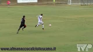Serie D Girone E Follonica Gavorrano-Cannara 1-1
