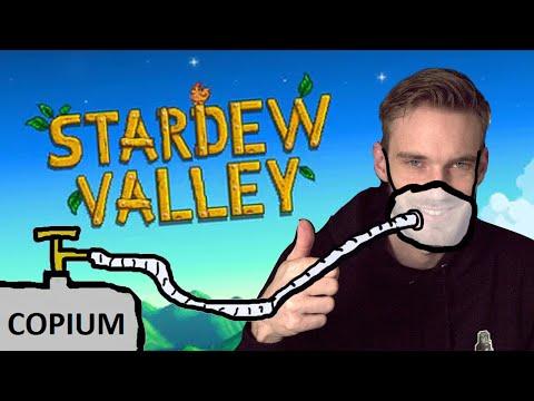 Stardew Valley  Part 1  Cope Stream