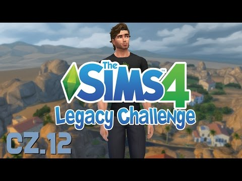 The Sms 4 Legacy Challenge cz.12