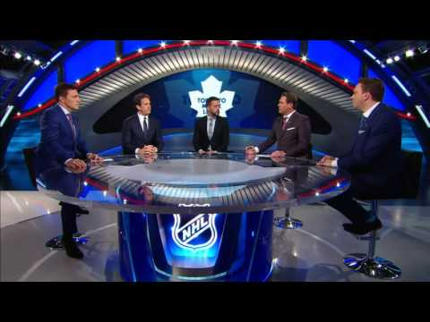 Shanahan, Maple Leafs determined to not be a joke