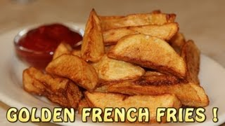How To Make French Fries Recipe  - Yummy And Easy To Make !