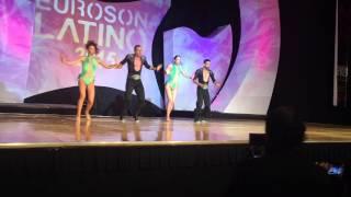 Tropical Gem (Sonido Bestial) en Euroson Latino 2015