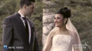 Ayşe & Semih 16.03.2013 - Lausanne (CH) || Videoclip by AKYEL VIDEO & Elis Organize