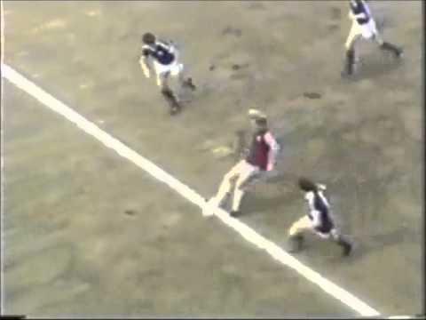 Goal of the season - 1980/81 Tony Morley Aston Villa v Everton