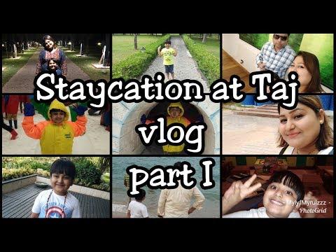 Staycation At 5 Star Property Vlog Part I// Taj Fishermans Cove Resort & Spa // MylyfMyrulzzz