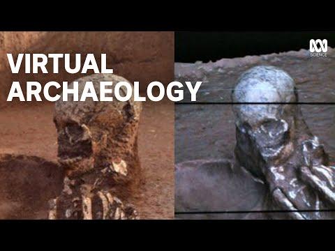 VR ARCHAEOLOGY