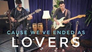 Cause We've Ended as Lovers (Jeff Beck - Stevie Wonder Cover) - Martin Miller & Mark Lettieri