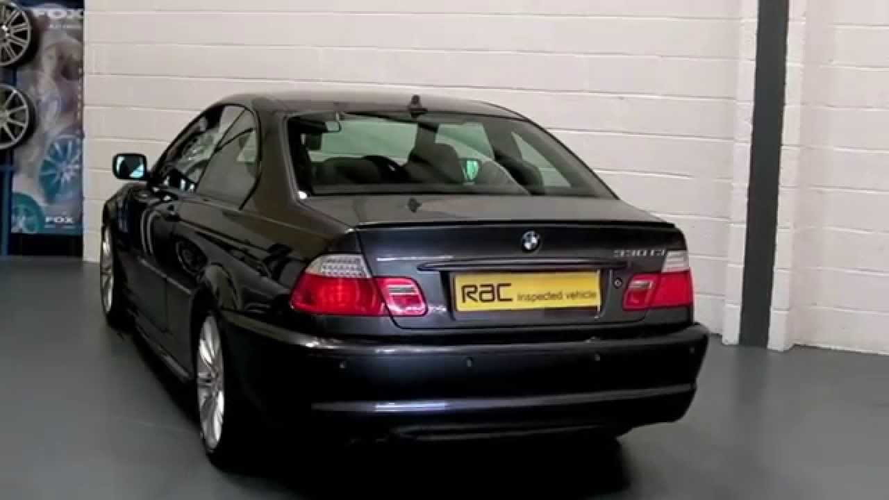 Bmw 330ci 3 0 M Sport Coupe Offered For Sale At