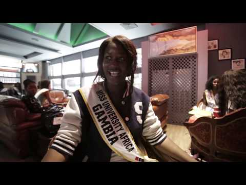 Miss University Africa 2018 Delegates arrives in Imo State