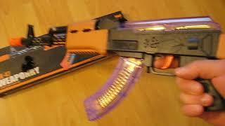 Автомат АК - 47: Світло, Звук.