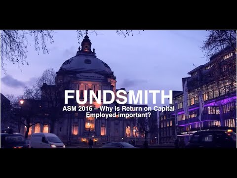 ASM 2016 – Why is Return on Capital Employed important?