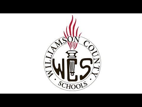 2014 Williamson County Schools Ambassadors