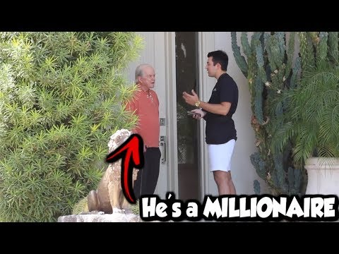 ASKING MILLIONAIRES HOW TO MAKE $1,000,000