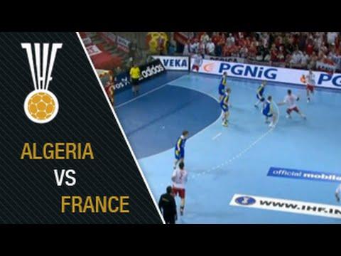 Algeria - France Highlights