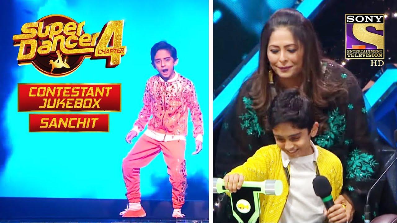 Download Sanchit Special Performances | Contestant Jukebox | Super Dancer Chapter 4
