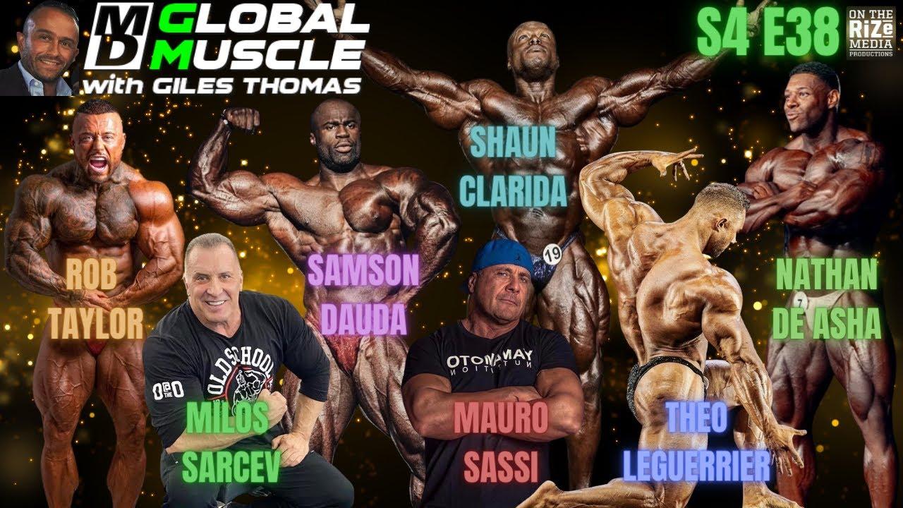 Download Rome Pro Special   De Asha, Samson, Clarida, Milos, Taylor, Theo, Sassi   MD Global Muscle   S4 E38